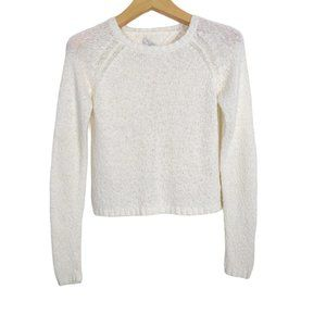 Aritzia Talula Open Kite Back Pullover Sweater
